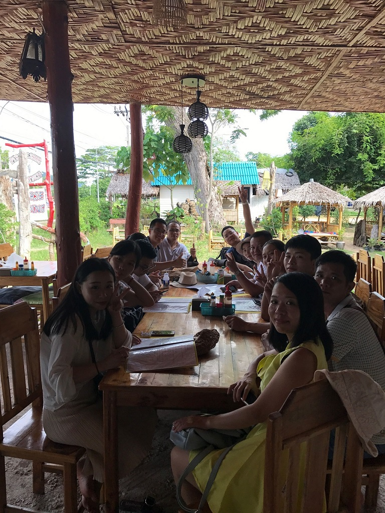 2017泰国游